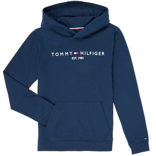 Abbigliamento Bambino Felpe Tommy Hilfiger KB0KB05796-C87 Marine