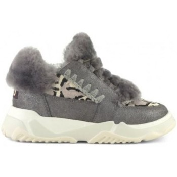 Scarpe Donna Sneakers basse Mou SNEAKERS DONNA ARGENTO