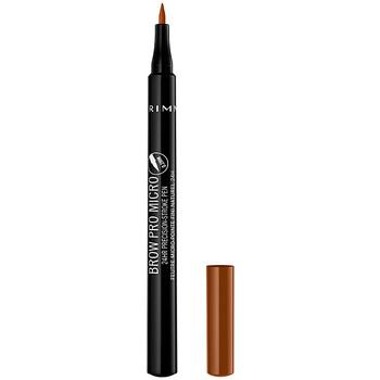 Bellezza Donna Trucco sopracciglia Rimmel London Brow Pro Micro Precision Pen 002-honey Brown 1 u