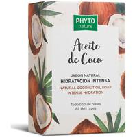 Bellezza Bio & naturale Luxana Phyto Nature Pastilla Jabón Aceite Coco 120 Gr 120 g