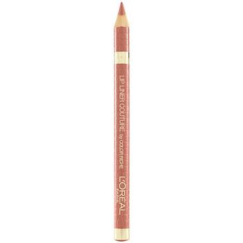 Bellezza Donna Matita per labbra L'oréal Color Riche Lip Liner Couture 630-beige À Nu