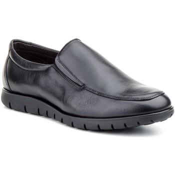 Scarpe Uomo Mocassini Carlo Garelli Shoes  Noir