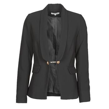 Abbigliamento Donna Giacche / Blazer Morgan VETINI Nero