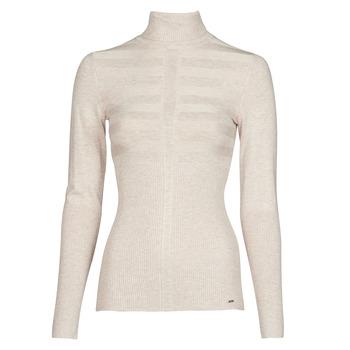 Abbigliamento Donna Maglioni Morgan MENTOS Beige
