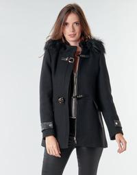 Abbigliamento Donna Cappotti Morgan GCALIS Nero