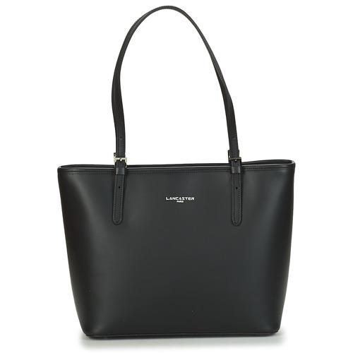 Borse Donna Tote bag / Borsa shopping LANCASTER CONSTANCE Nero