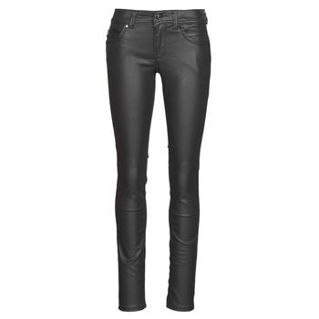 Abbigliamento Donna Jeans slim Pepe jeans NEW BROOKE Nero