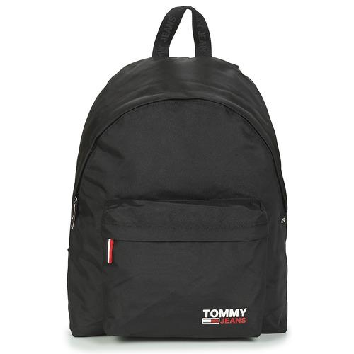 Borse Zaini Tommy Jeans TJM CAMPUS BOY BACKPACK Nero