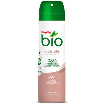 Bellezza Deodoranti Byly Bio Natural 0% Invisible Deo Spray  75 ml