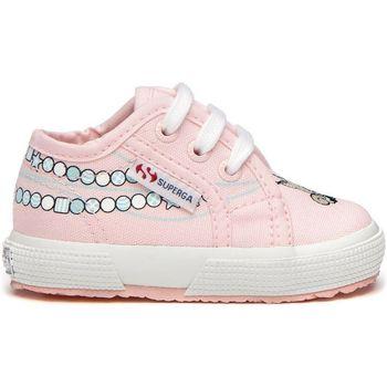 Scarpe Bambina Sneakers basse Superga 2750 FANTASY COTB Rosa