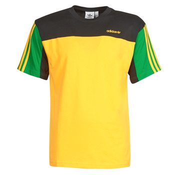Abbigliamento Uomo T-shirt maniche corte adidas Originals CLASSICS SS TEE Dore / Actif