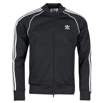 Abbigliamento Uomo Giacche sportive adidas Originals SST TT P BLUE Nero
