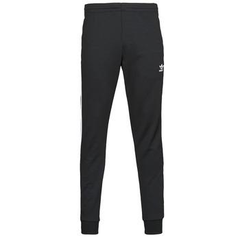 Abbigliamento Uomo Pantaloni da tuta adidas Originals SST TP P BLUE Nero
