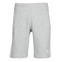 Abbigliamento Uomo Shorts / Bermuda adidas Originals 3-STRIPE SHORT Grigio