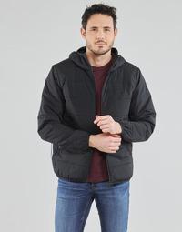 Abbigliamento Uomo Piumini adidas Originals LW ZT TRF HOODY Nero