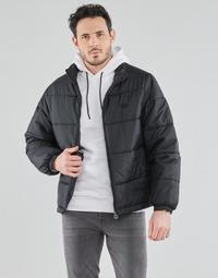 Abbigliamento Uomo Piumini adidas Originals PAD STAND PUFF Nero