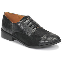 Scarpe Donna Derby Moony Mood NOULESSE Nero