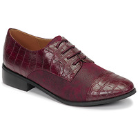 Scarpe Donna Derby Moony Mood NOULESSE Bordeaux