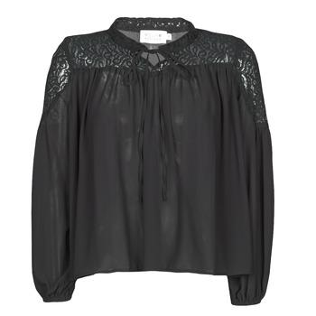 Abbigliamento Donna Top / Blusa Molly Bracken R1521H20 Nero