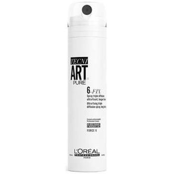 Bellezza Donna Maschere &Balsamo L´oreal Tecni.Art 6 Fix Hair Spray - 250ml Tecni.Art 6 Fix Hair Spray - 250ml