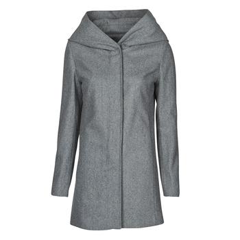 Abbigliamento Donna Cappotti Moony Mood NANTE Grigio / Scuro