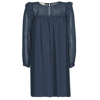 Abbigliamento Donna Abiti corti Moony Mood BREYAT Marine