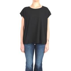 Abbigliamento Donna T-shirt maniche corte Labo.art GRANCHIO Manica Corta Donna Black Black
