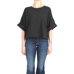 Abbigliamento Donna T-shirt maniche corte Labo.art SENDAI Manica Corta Donna Black Black