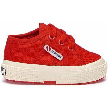 Scarpe Unisex bambino Sneakers basse Superga 2750 B Rosso
