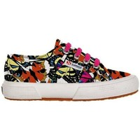 Scarpe Bambina Sneakers basse Superga 2750 FANTASY COTJ Multicolore