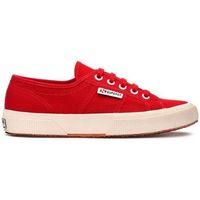 Scarpe Unisex bambino Sneakers basse Superga 2750 J Rosso