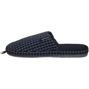Scarpe Uomo Pantofole De Fonseca ROMA TOP E M621 BLU