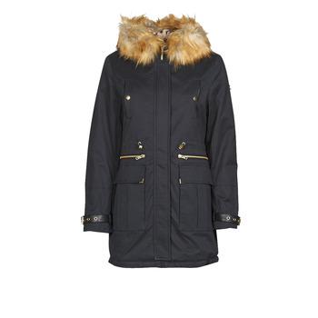 Abbigliamento Donna Parka Kaporal LOFTY Nero