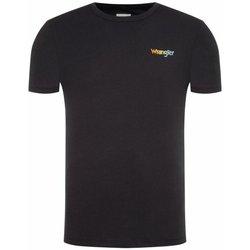 Abbigliamento Uomo T-shirt & Polo Wrangler T-shirt  Good times bleu