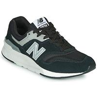 Scarpe Uomo Sneakers basse New Balance 997 Black / Silver