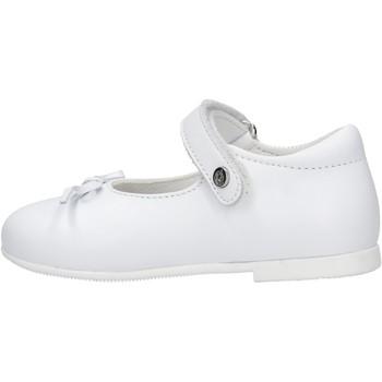 Scarpe Bambino Sneakers Naturino - Ballerina bianco BALLET-0N01 BIANCO