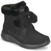 Scarpe Donna Stivaletti Skechers ON-THE-GO JOY Black