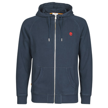Abbigliamento Uomo Felpe Timberland E-R Basic Reg Zip Marine