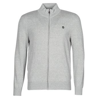 Abbigliamento Uomo Gilet / Cardigan Timberland WILLIAMS RIVER FULL ZIP Grigio