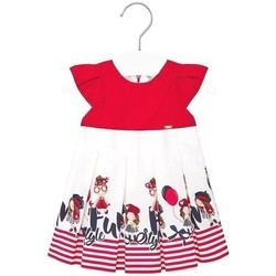 Abbigliamento Bambina Abiti corti Mayoral ATRMPN-18983 Rosso