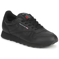 Scarpe Donna Sneakers basse Reebok Classic CLASSIC LEATHER Nero