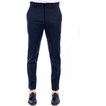 Abbigliamento Uomo Chino Golden Craft 1957 194/ROXI E042 BLU Pantalone Uomo Uomo Blu Blu