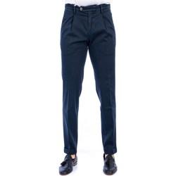 Abbigliamento Uomo Chino Michael Coal FREDERICK/2676W 16 Pantalone Uomo Uomo Navy Navy
