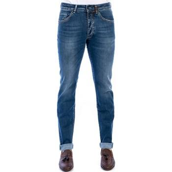 Abbigliamento Uomo Jeans slim Michael Coal DAVID 1148 W404 Pantalone Uomo Uomo Denim Denim