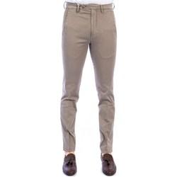 Abbigliamento Uomo Chino Michael Coal BRAD/2563 015 FANGO Pantalone Uomo Uomo Beige Beige