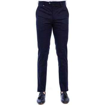Abbigliamento Uomo Chino Barbati P-ALAN/S 120391BLU Pantalone Uomo Uomo Blu Blu