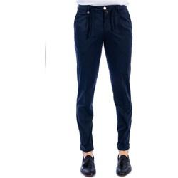Abbigliamento Uomo Chino Barbati GREGORY/031/121 BLU Pantalone Uomo Uomo Blu Blu