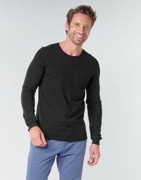 Abbigliamento Uomo Maglioni Teddy Smith POKI Nero