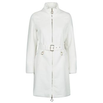 Abbigliamento Donna Cappotti Marciano MARBREE FUR COAT Crema
