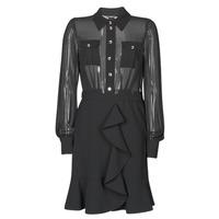 Abbigliamento Donna Abiti corti Marciano CAROL SHORT DRESS Nero